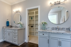 Parade of Homes 2017 master bath - Gold Award for Home